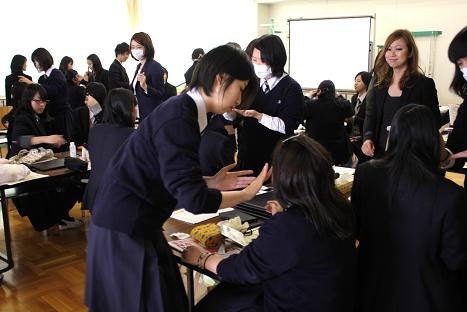 滋賀県立長浜高等学校福祉科!福...