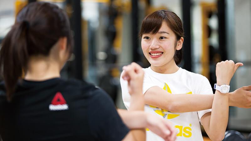 スポーツ科学科 | 京都医健専門...